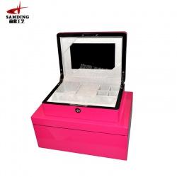 高档木质珠宝盒