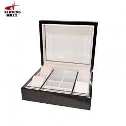 高档珠宝盒木质