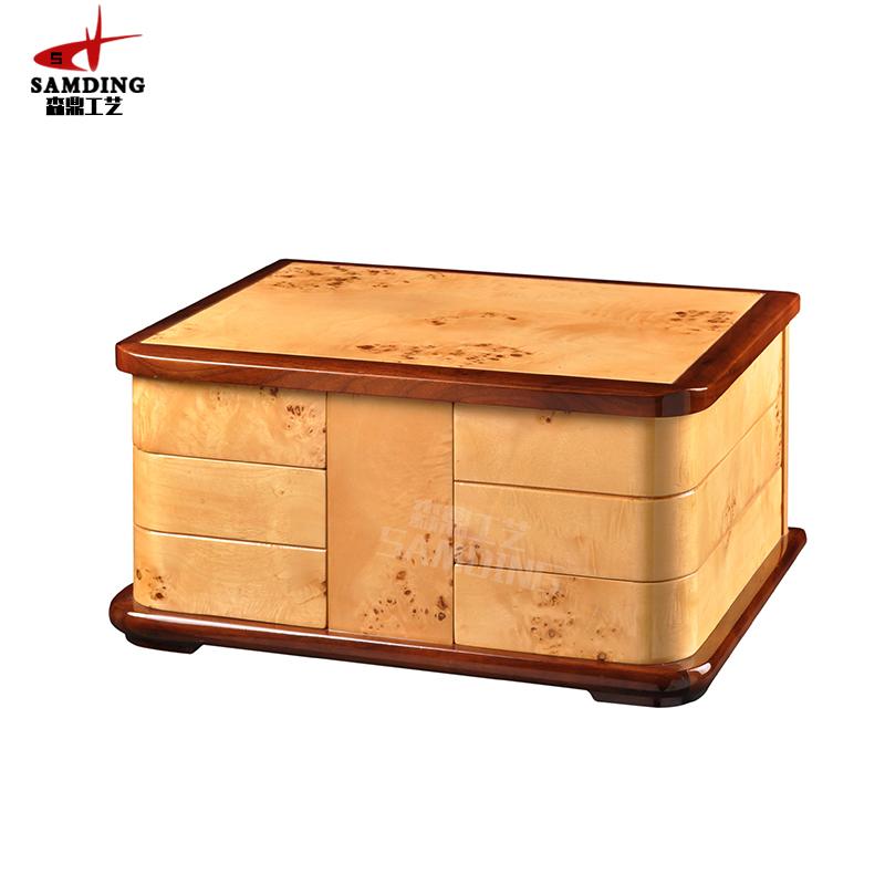 烤漆珠宝盒木质
