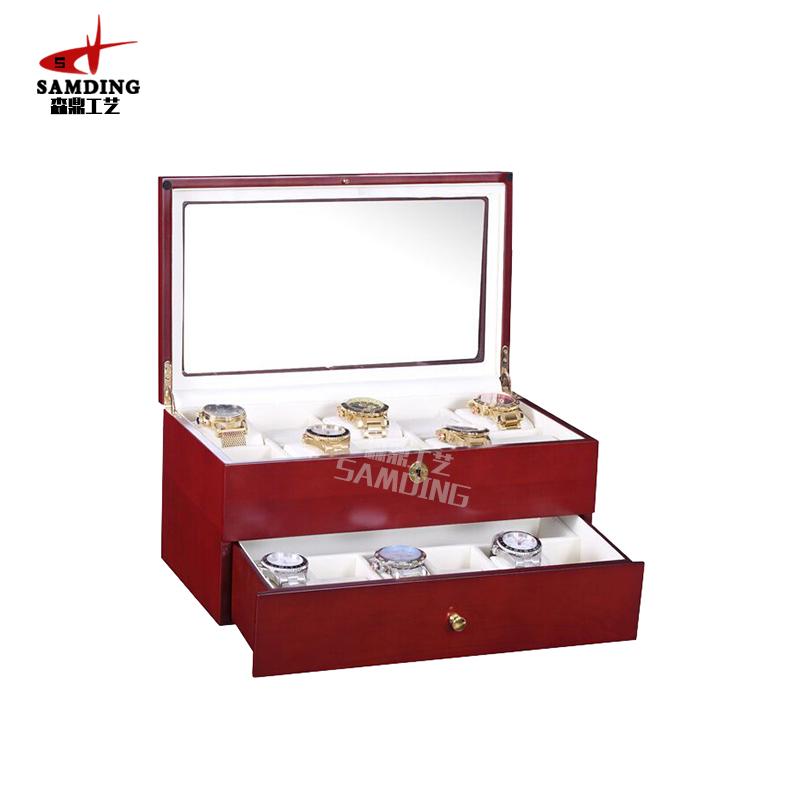 喷漆手表木盒