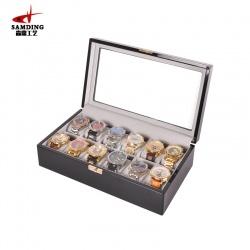 木制手表盒,木制手表盒定制,木制手表盒厂家-森鼎工艺