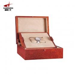 喷漆木质手表盒
