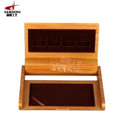 木质金币盒定制,木质金币盒包装,木质金币盒-森鼎工艺