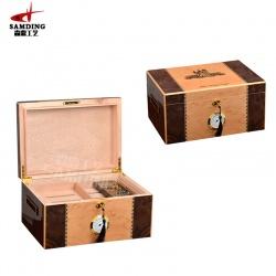 高级雪茄盒木质