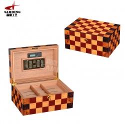 钢琴烤漆雪茄木盒