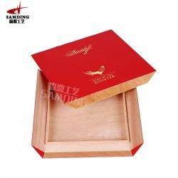 天子雪茄木盒