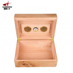 雪茄收藏木质盒