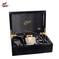 高光木质香水盒