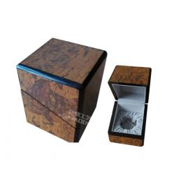 礼品香水高光漆盒