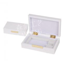 礼品钢琴漆香水木盒