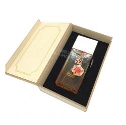 哑光香水木质礼品盒