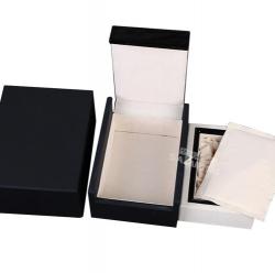 哑光漆香水木盒
