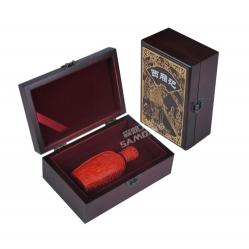 香水礼品木质钢琴盒